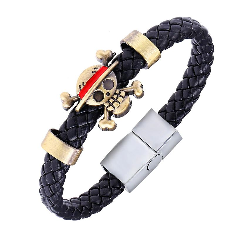 bracelet cuir or one piece 1