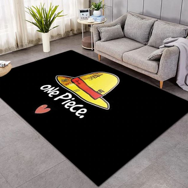 Tapis One Piece Strawhat