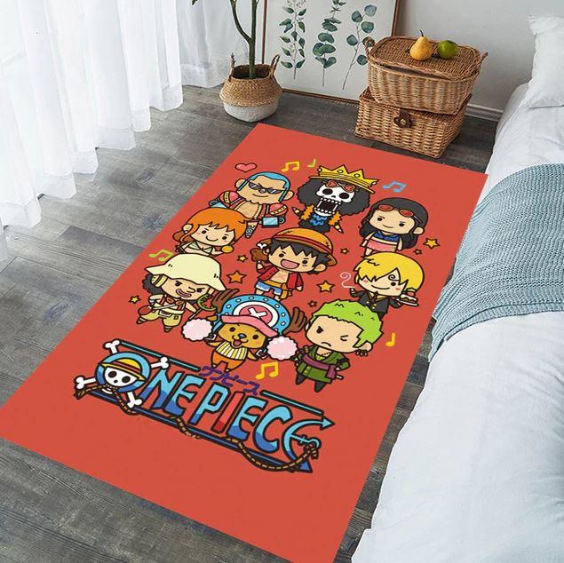 Tapis One Piece Mugiwara Gaming