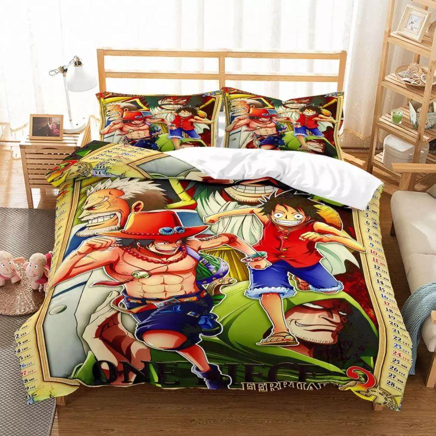 Parure de Lit One Piece D Family