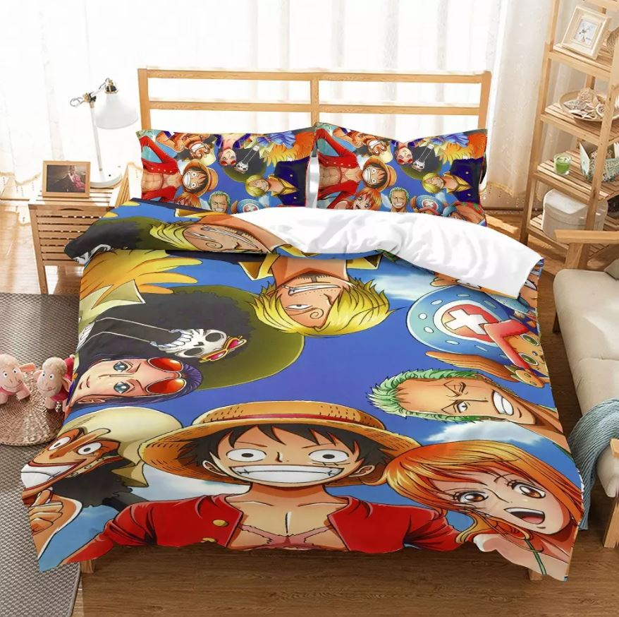 Parure de Lit One Piece Mugiwara