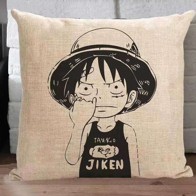 Taie d\'oreiller One Piece Kid Luffy