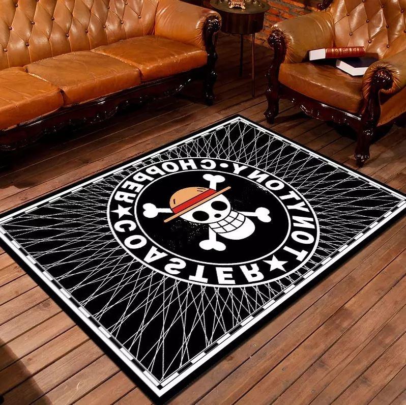 Tapis One Piece Tony Tony Chopper Coaster