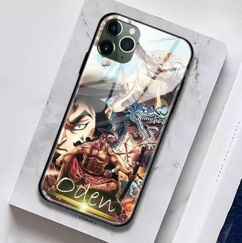 coque iphone one piece oden kozuki 1