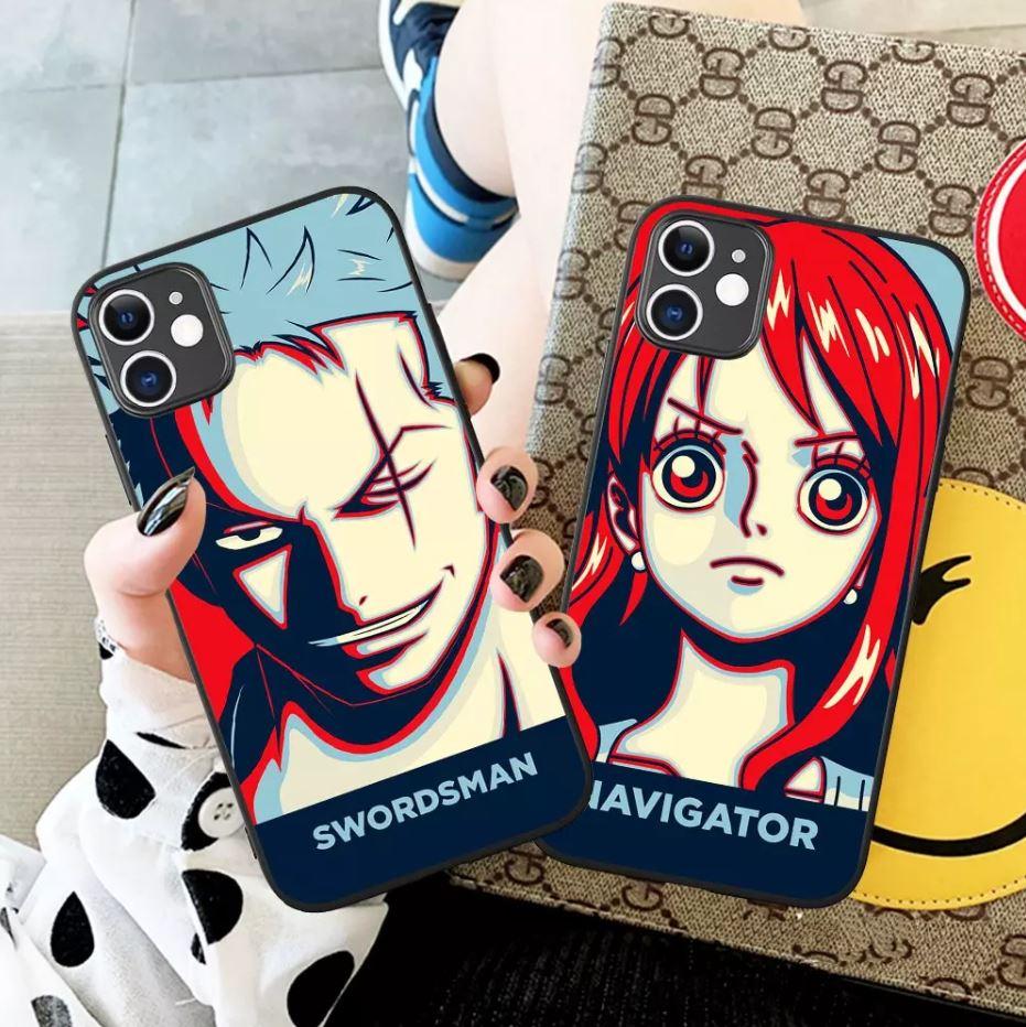 Coque iPhone One Piece Portait l\'Équipage
