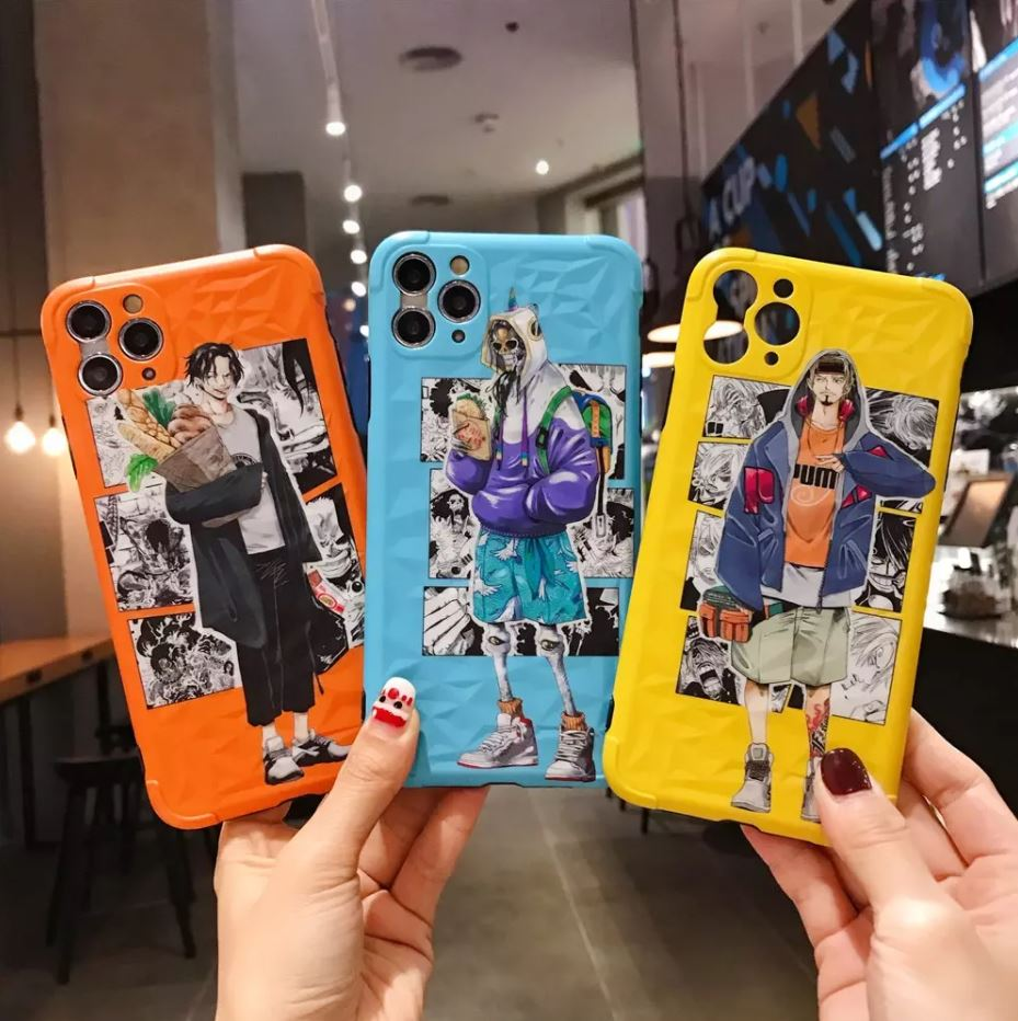 coque iphone one piece streetwear 1