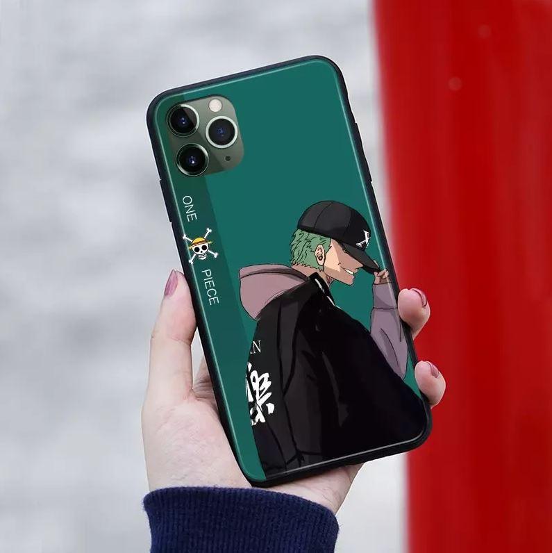 Coque iPhone One Piece Zoro Streetwear