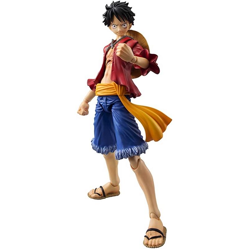 Figurine One Piece Luffy Action