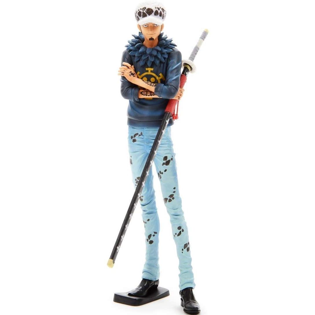 Figurine One Piece Trafalgar D. Water Law
