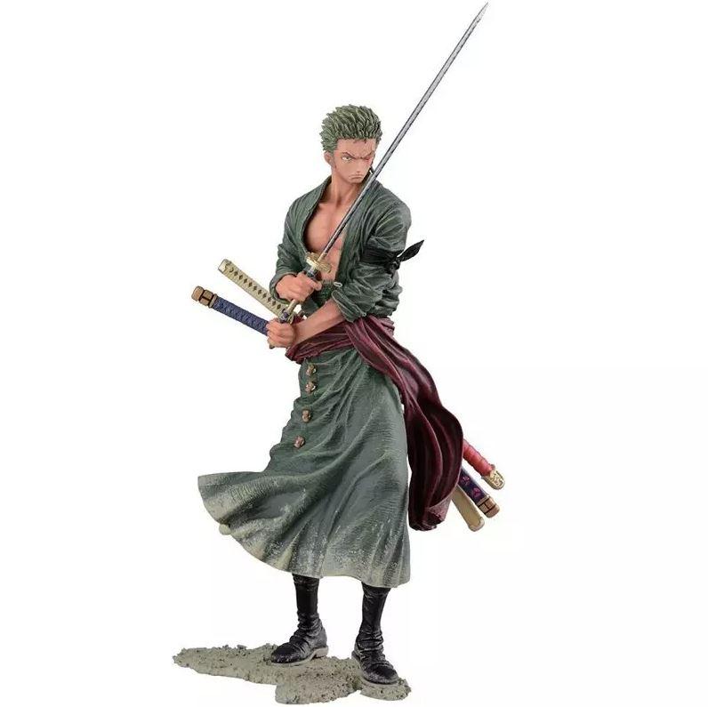 figurine one piece roronoa zoro guard 1