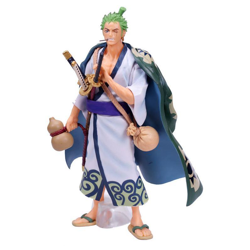 Figurine One Piece Zoro Wano