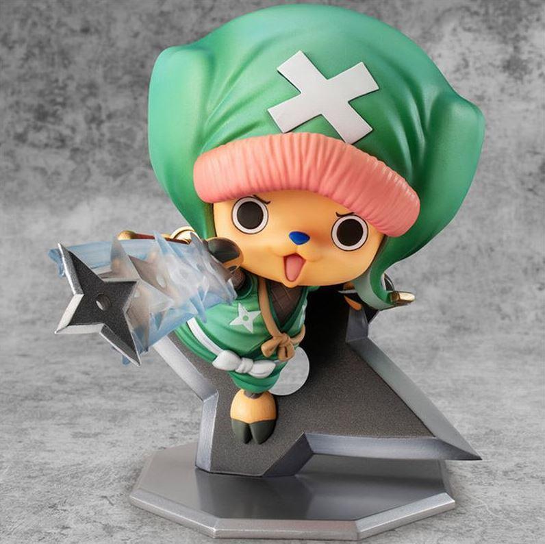 Figurine One Piece Chopper Ninja
