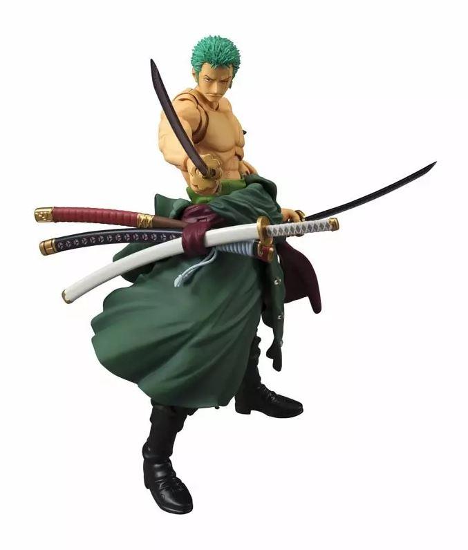 Figurine One Piece Zoro Action