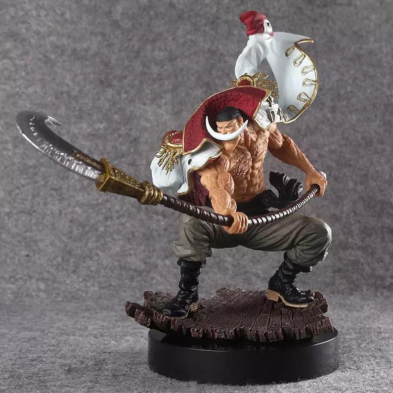 Figurine One Piece Barbe Blanche