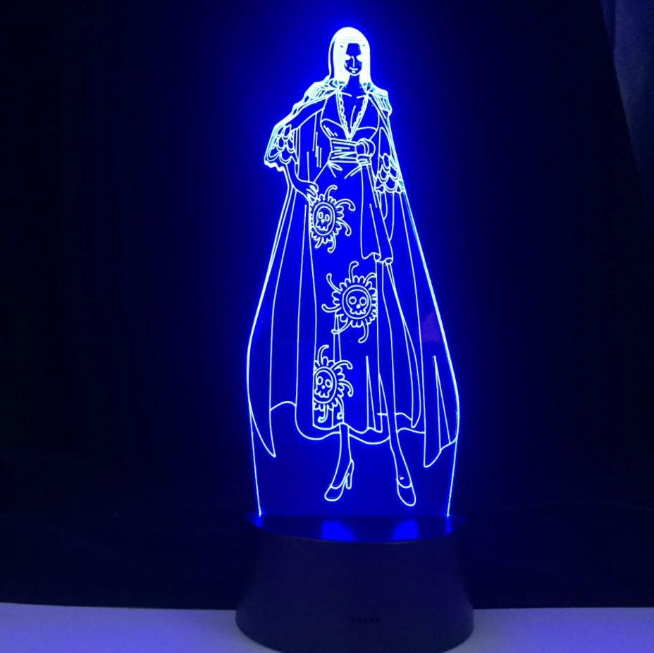 Lampe 3D One Piece Hancock