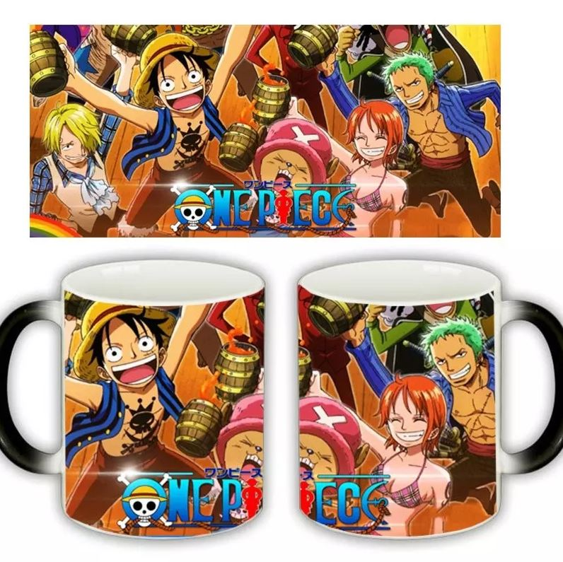 Mug One Piece Mugiwara