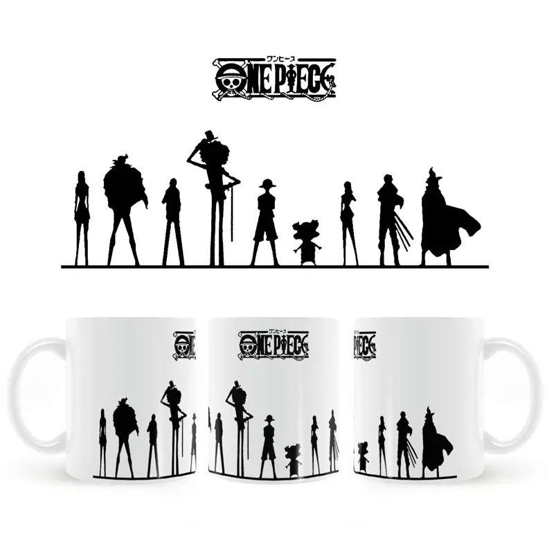 Mug One Piece Mugiwara Shadows