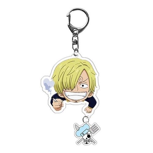 Porte-Clés One Piece JR Sanji