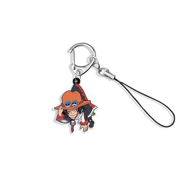 Porte-Clés One Piece Tiny Ace