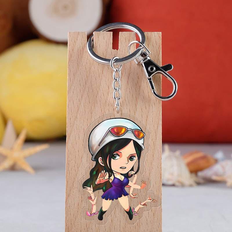 Porte-Clés One Piece Mugi Robin