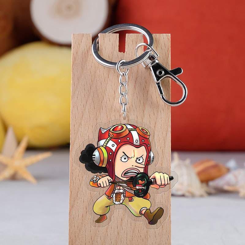Porte-Clés One Piece Mugi Usopp