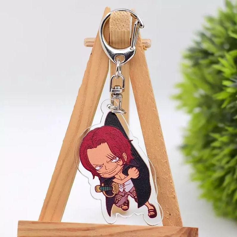 Porte-Clés One Piece Rope Shanks