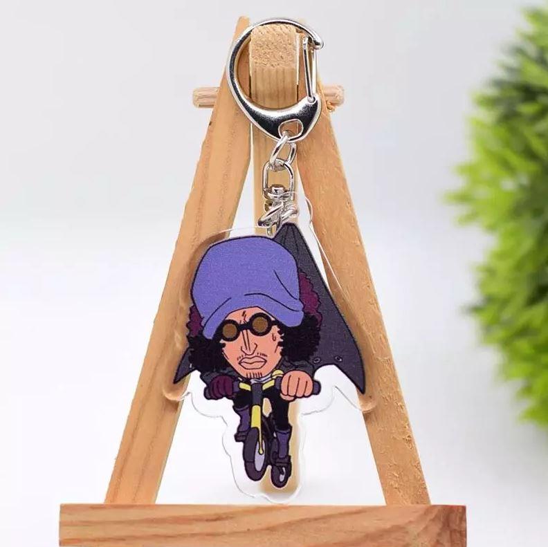 Porte-Clés One Piece Rope Aokiji