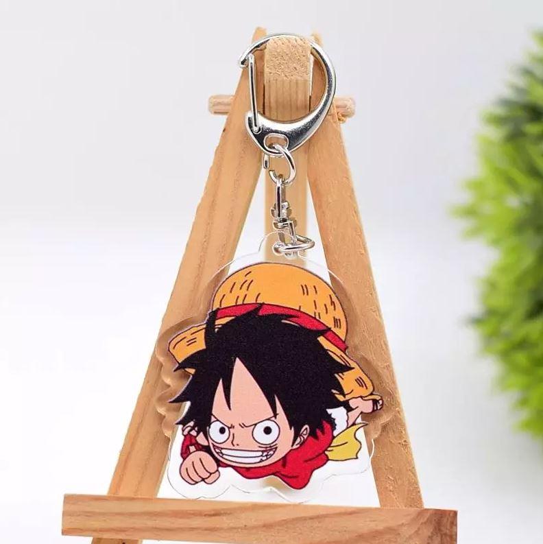 Porte-Clés One Piece Rope Luffy 2