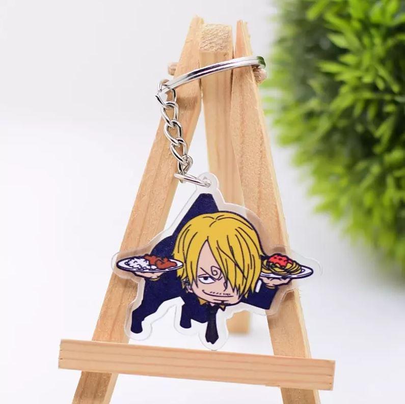 Porte-Clés One Piece Rope Sanji