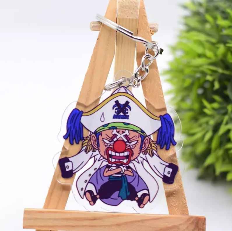 porte cles one piece rope baggy