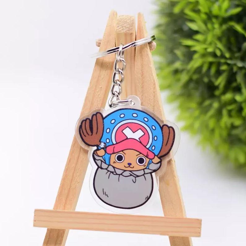 Porte-Clés One Piece Rope Chopper
