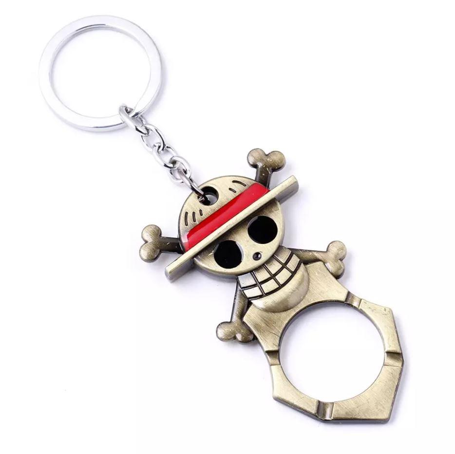 Porte-Clés One Piece Décapsuleur