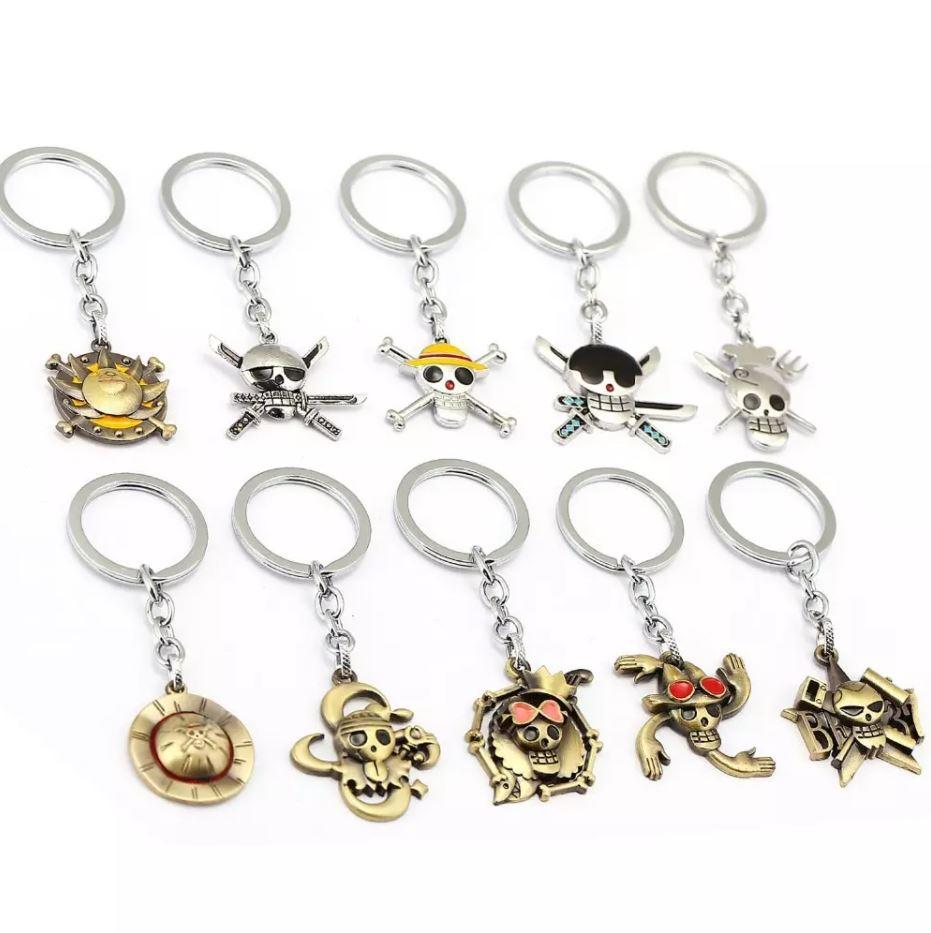 Porte-Clés One Piece Jolly Roger