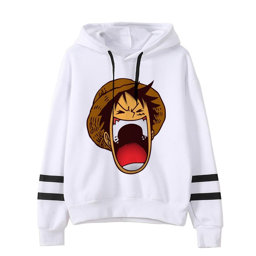 Sweatshirt One Piece Luffy Laugh