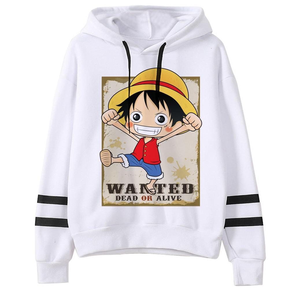 sweatshirt hoodie one piece luffy cute wanted