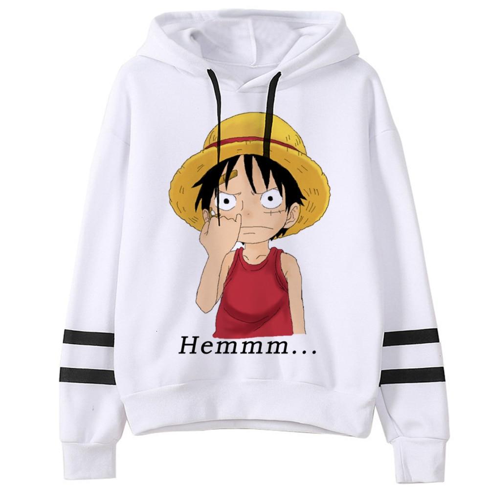 sweatshirt hoodie one piece luffy hemmm