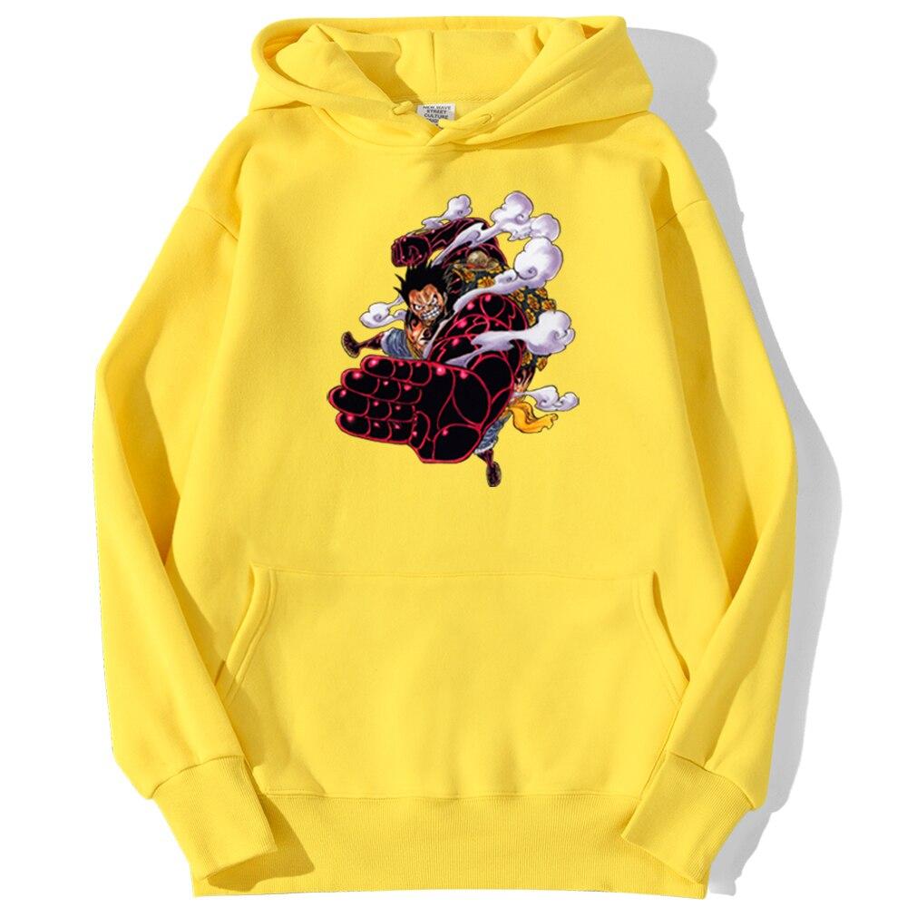 Sweatshirt One Piece Luffy Gear 4