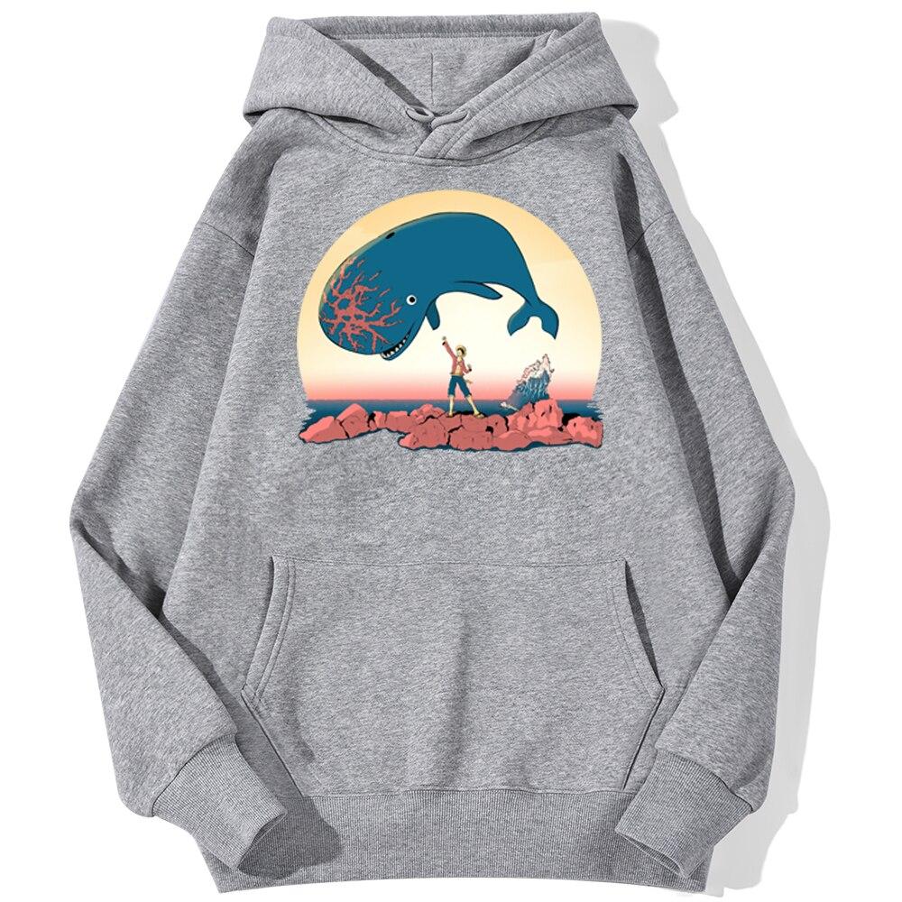 Sweatshirt One Piece Laboon