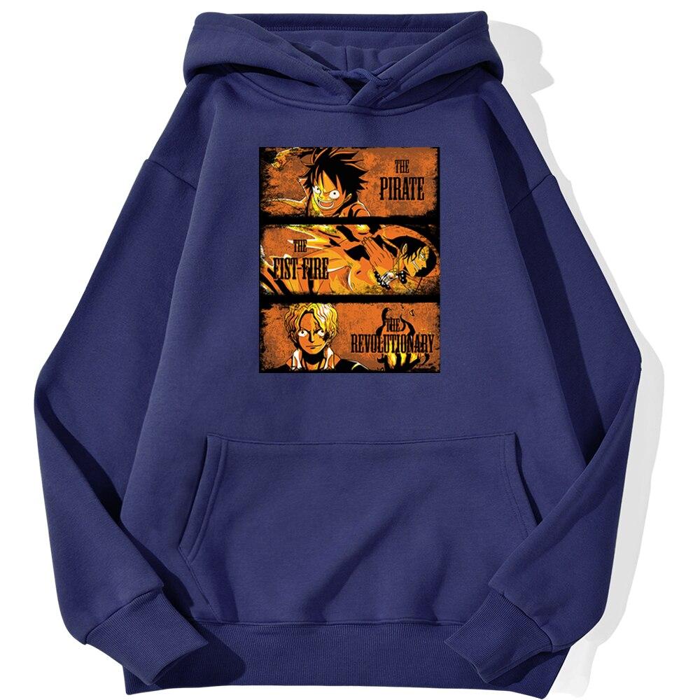 Sweatshirt One Piece 3 Frères