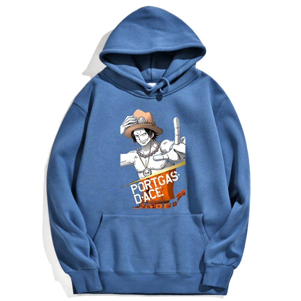 Sweatshirt One Piece Portgas D. Ace