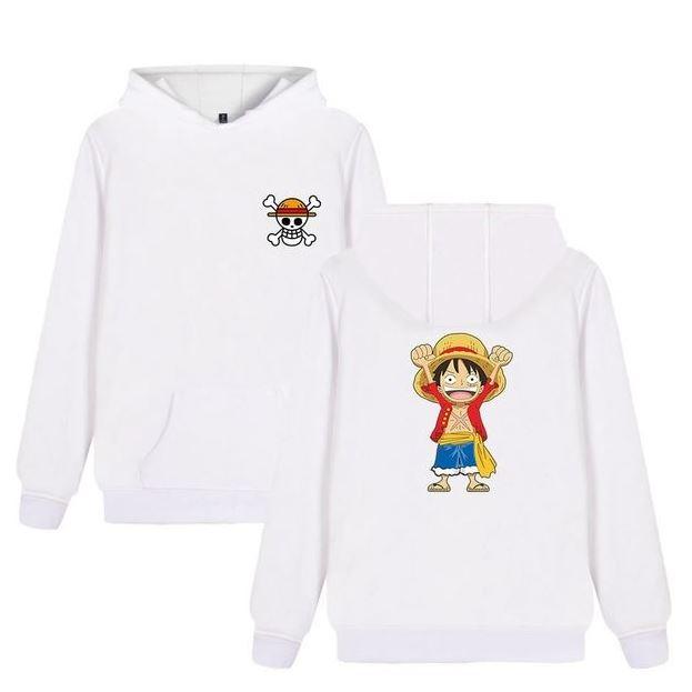 Sweatshirt One Piece Luffy