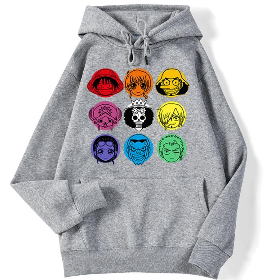Sweatshirt One Piece Mugiwara