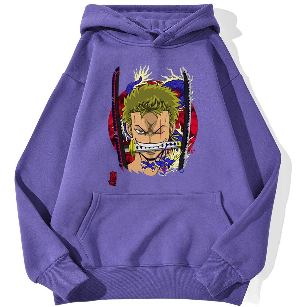 Sweatshirt One Piece Zoro