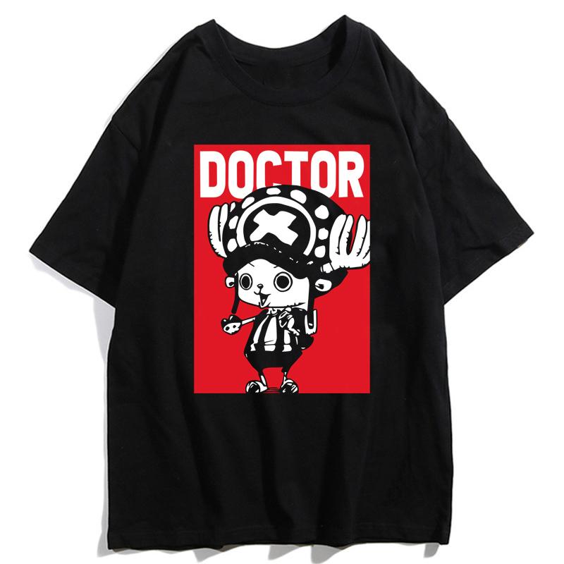 T-Shirt One Piece Crew Chopper