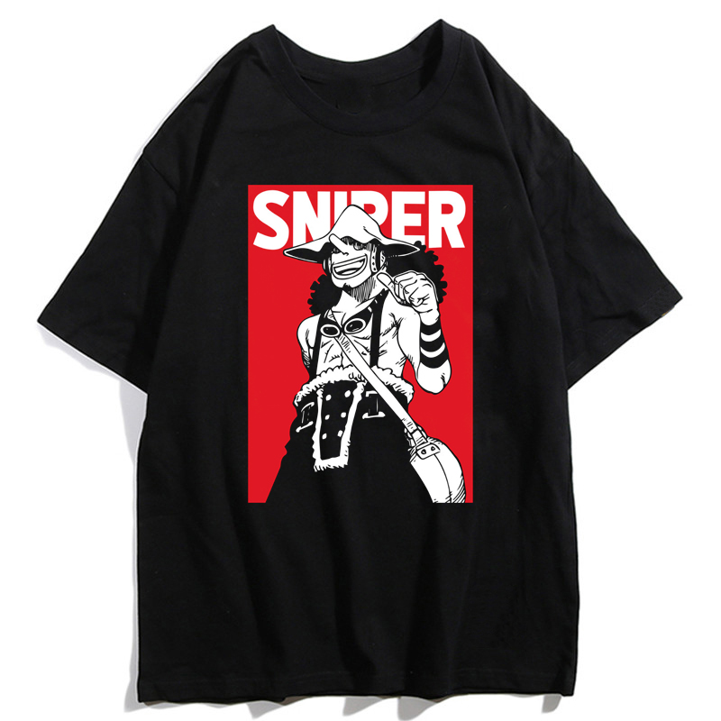 T-Shirt One Piece Crew Usopp