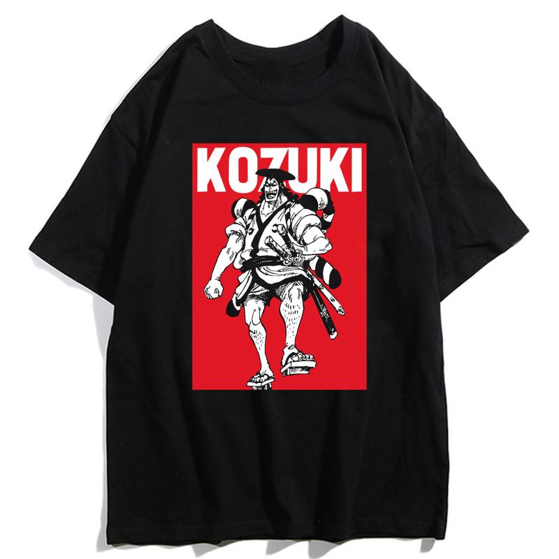 T-Shirt One Piece Crew Oden