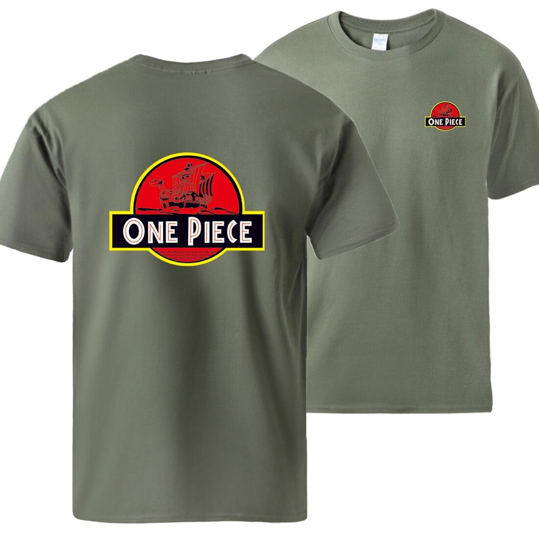 T-Shirt One Piece Jurassic Merry