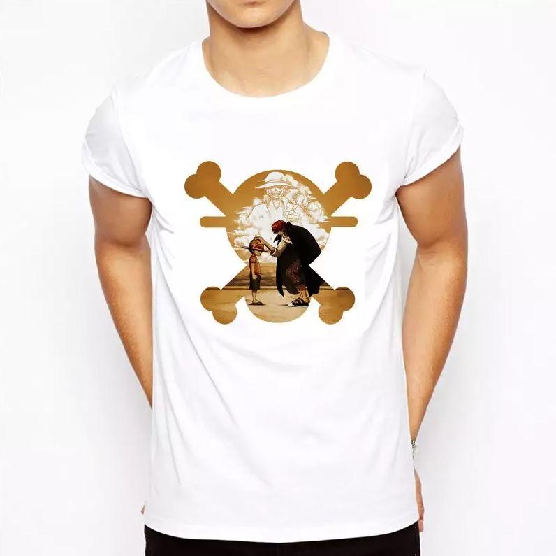 T-Shirt One Piece Le Commencement