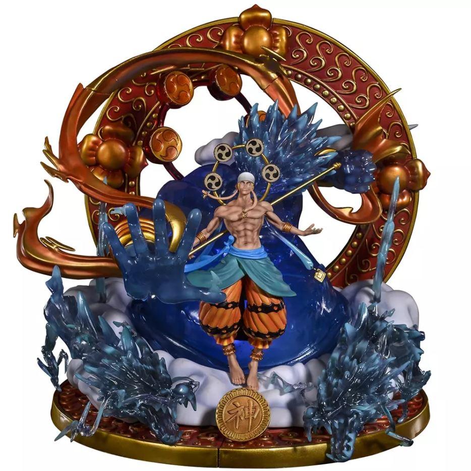 figurine one piece enel tunder god amaru 1