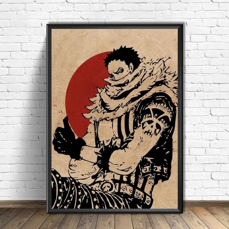 Tableau One Piece Red Point Katakuri